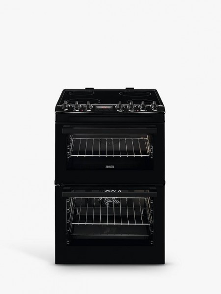 Zanussi ZCV69360BA Electric Cooker