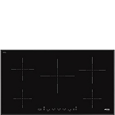 Smeg SI5952B Electric Hob