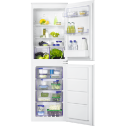 Zanussi ZBB27640SV Integrated Fridge Freezer