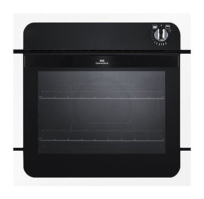 New World NW601G WHI Single Oven Gas