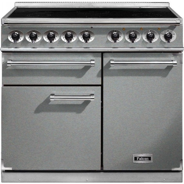 Falcon 1000 DX IND SS Chrome 98220 Electric Range Cooker