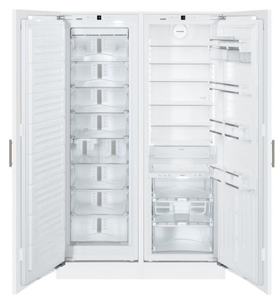 Liebherr SBS70I4 Integrated Fridge Freezer