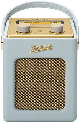 Roberts Radio REVIVAL MINI DUCK EGG BLUE Radio