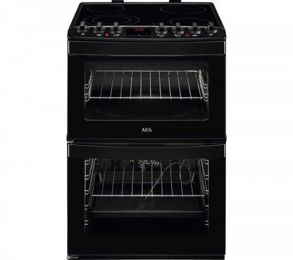 AEG CCB6761ACB Electric Cooker