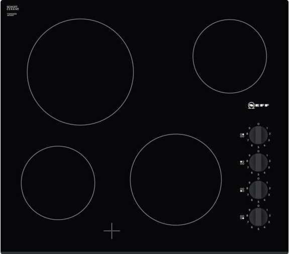 Neff T16FK40X0 Electric Hob