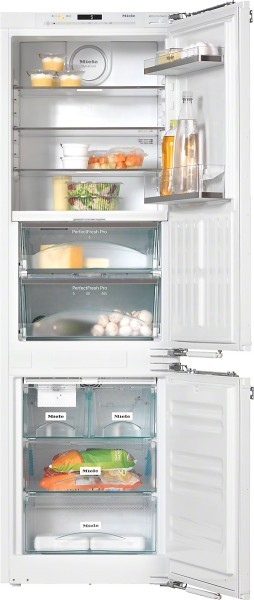Miele KFN37692 iDE Integrated Fridge Freezer