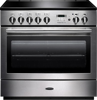 Rangemaster Professional Plus FX 90IND SS 96300 Electric Range Cooker