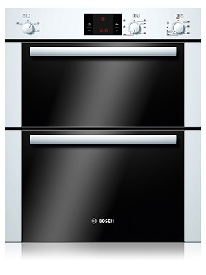 Bosch HBN13B221B Double Oven Electric
