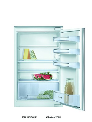 Bosch KIR18V20GB Integrated In Column Larder