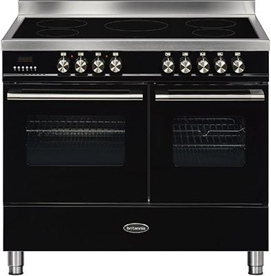Britannia RC-10TI-DE-K Electric Range Cooker