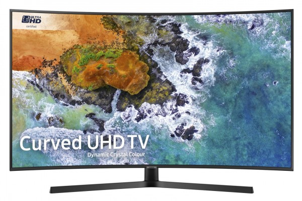 Samsung UE55NU7500KXXU Euronics Agency Model LED TV