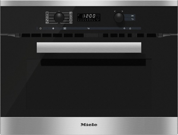 Miele H6200BM clst PureLine Integrated Combination Microwave