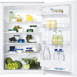Zanussi ZBA15021SV Integrated In Column Larder
