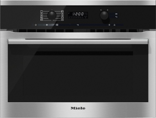 Miele H6100BM clst ContourLine Integrated Combination Microwave