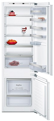 Neff KI6873F30G Integrated Fridge Freezer