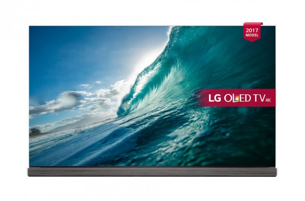 LG Electronics OLED77G7V Agency Model LED TV