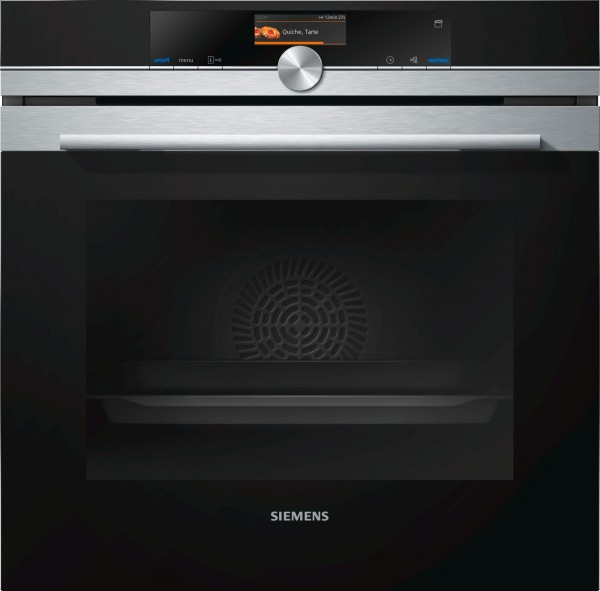 Siemens HR676GBS6B Single Oven Electric