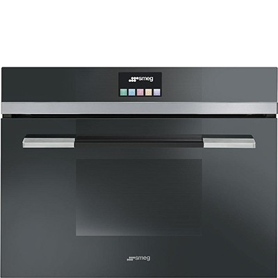 Smeg SF4140MCN Integrated Combination Microwave