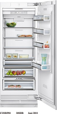 Siemens CI30RP01 Integrated In Column Larder