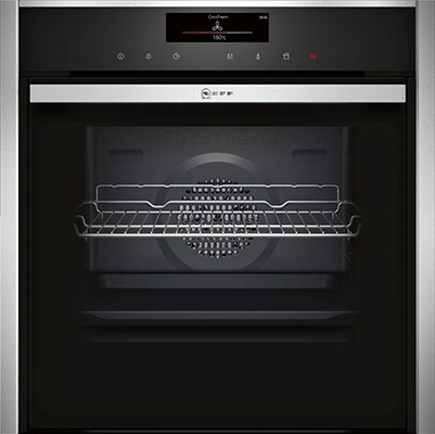 Neff B58VT68N0B Single Oven Electric