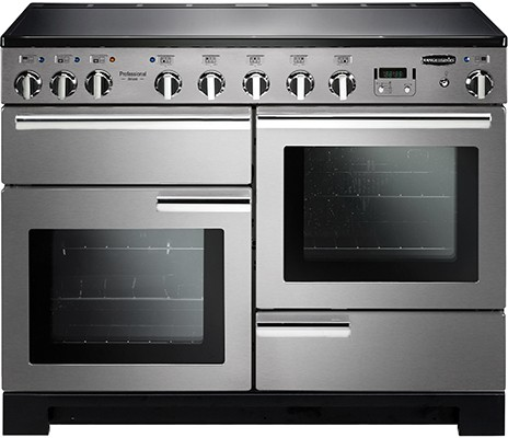 Rangemaster Professional Deluxe 110IND SS 101540 Electric Range Cooker