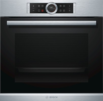 Bosch HBG674BS1B Single Oven Electric