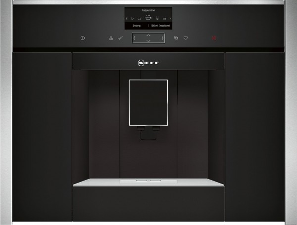 Neff C17KS61H0 Built in coffee maker