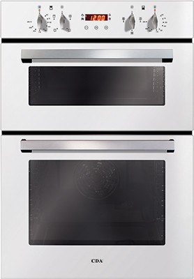 CDA DC940WH Double Oven Electric