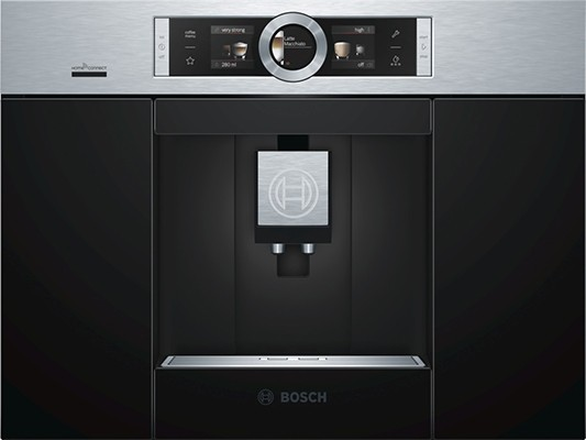 Bosch CTL636ES6 Built in coffee maker