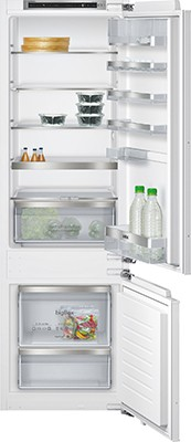 Siemens kI87SAF30G Integrated Fridge Freezer