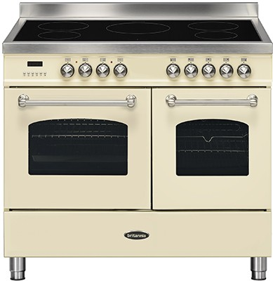 Britannia RC-10TI-FL-CR-MK2 Electric Range Cooker