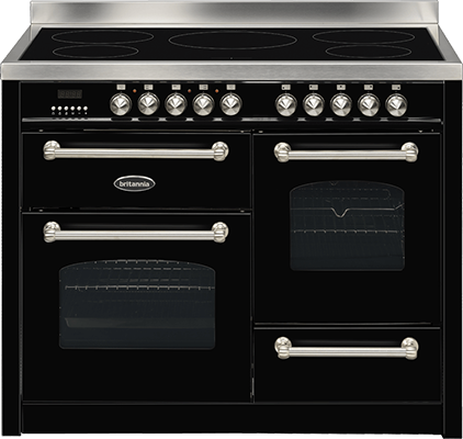 Britannia RC11XGI-FL-K-MK2 Electric Range Cooker