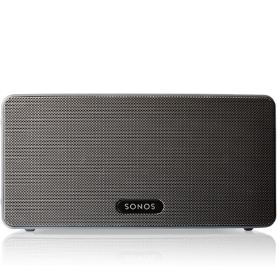 Sonos Play:3 Black Speakers