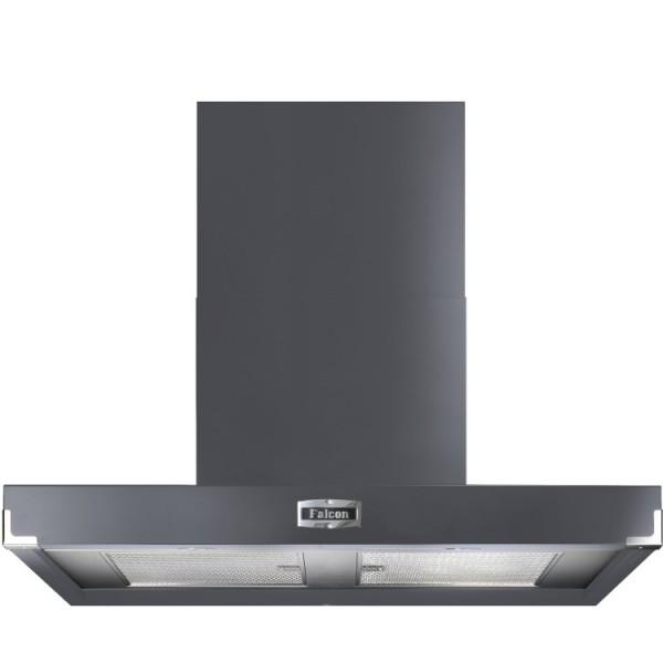 Falcon 1090 Contemporary Slate Nickel 102350 Cooker Hood