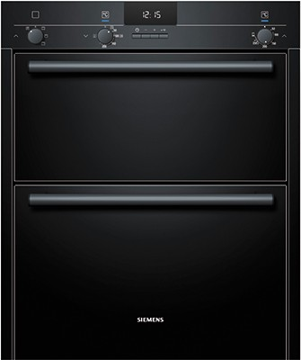 Siemens HB13NB621B Double Oven Electric