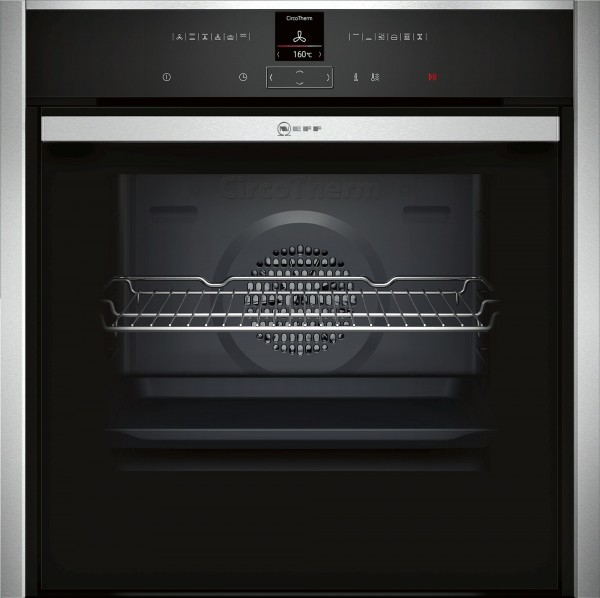 Neff B57CR22N1B Single Oven Electric