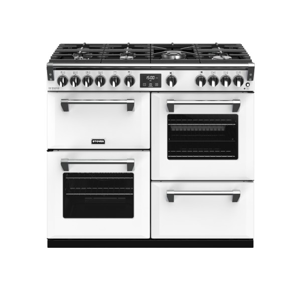 Stoves Richmond Deluxe S1000G CB Ibr 444410302 Gas Range Cooker