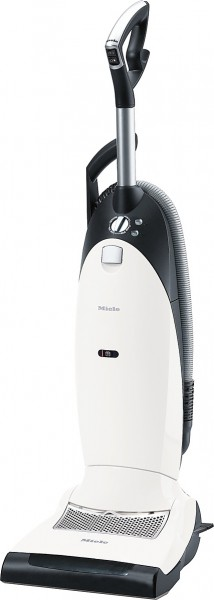 Miele Dynamic U1 Allergy White Upright Cleaner