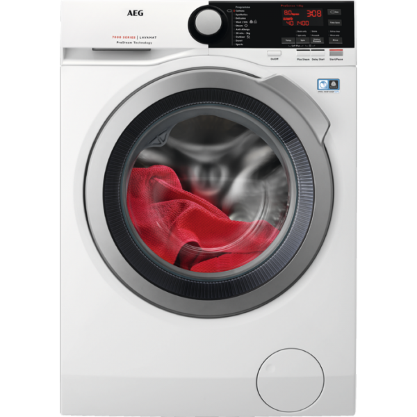 AEG L7FEE842R Agency Model Washing Machine