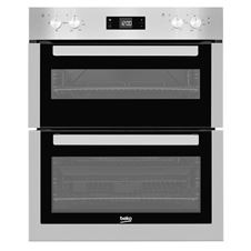 Beko BTF26300X Double Oven Electric