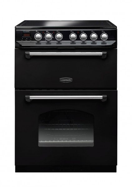 Rangemaster Classic 60CER Black 10733 Electric Cooker