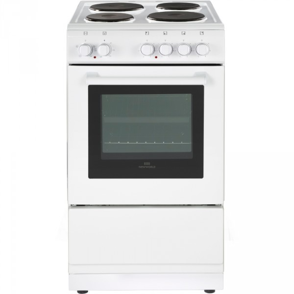 New World 50ES Whi Electric Cooker