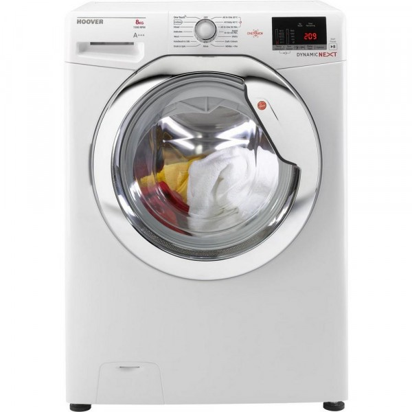Hoover DXOC58AC3 Agency Model Washing Machine