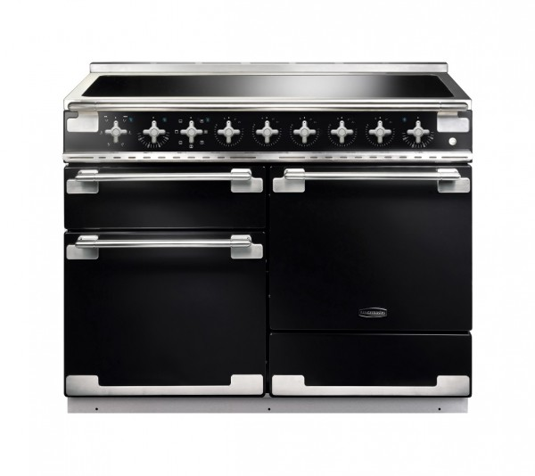 Rangemaster Elise 110IND Black 100320 Electric Range Cooker