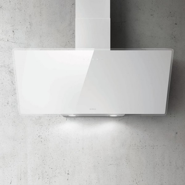 Elica Shire 90 White Cooker Hood