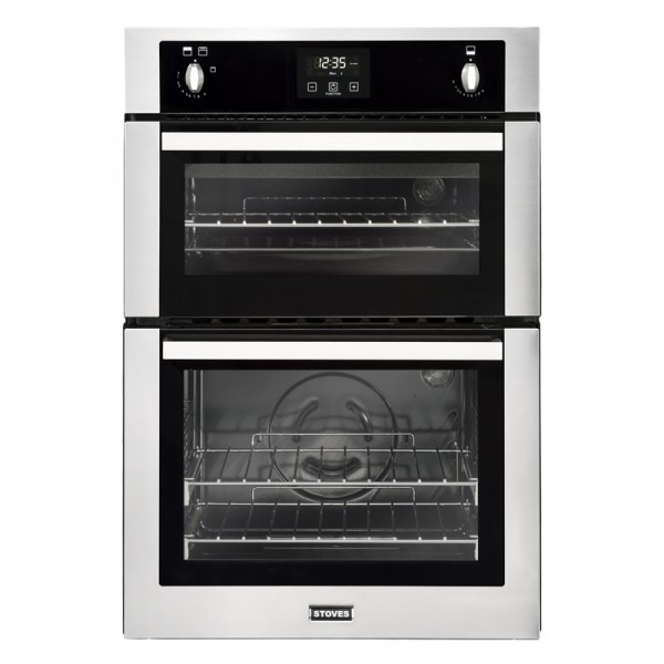 Stoves BI900G SS 444444842 Double Oven Gas
