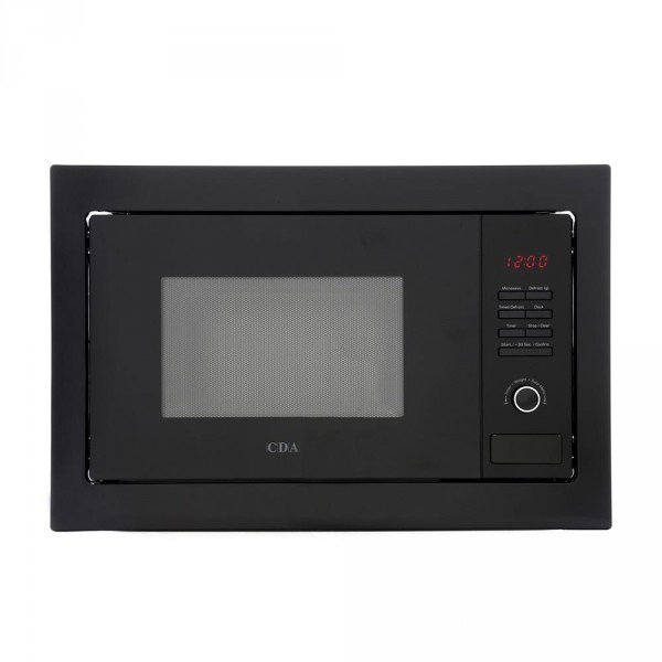CDA VM130 BLK Integrated Microwave