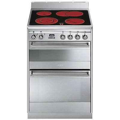Smeg SUK62CMX8 Electric Cooker