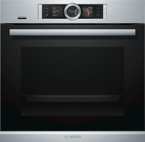 Bosch HBG656RS6B Single Oven Electric