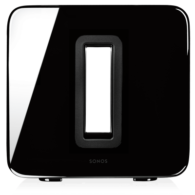 Sonos Sub Black Speakers